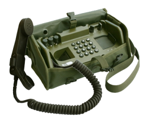 Field Telephone Set