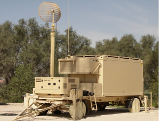 Tactical Microwave Link